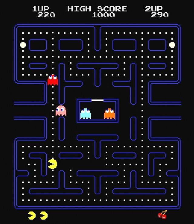 Pac Man Games 112
