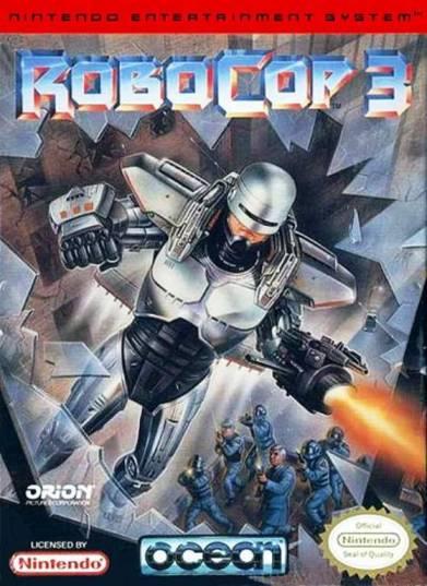 Robocop 3_NES
