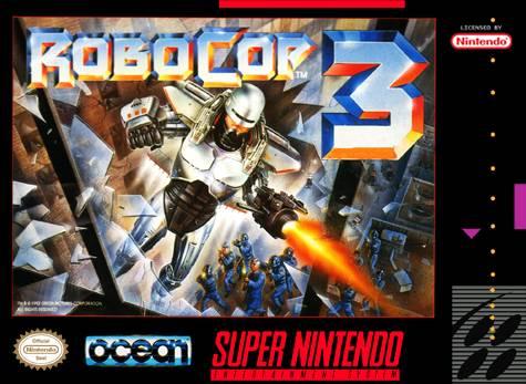 Robocop 3_Super Nes