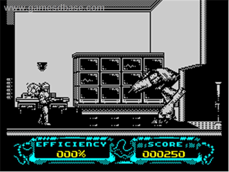 RoboCop_3_ZX Spectrum