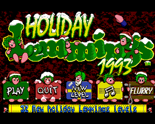 Xmas_Lemmings1993Amiga_05