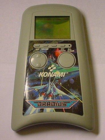 Konami: Gradius - Nemesis