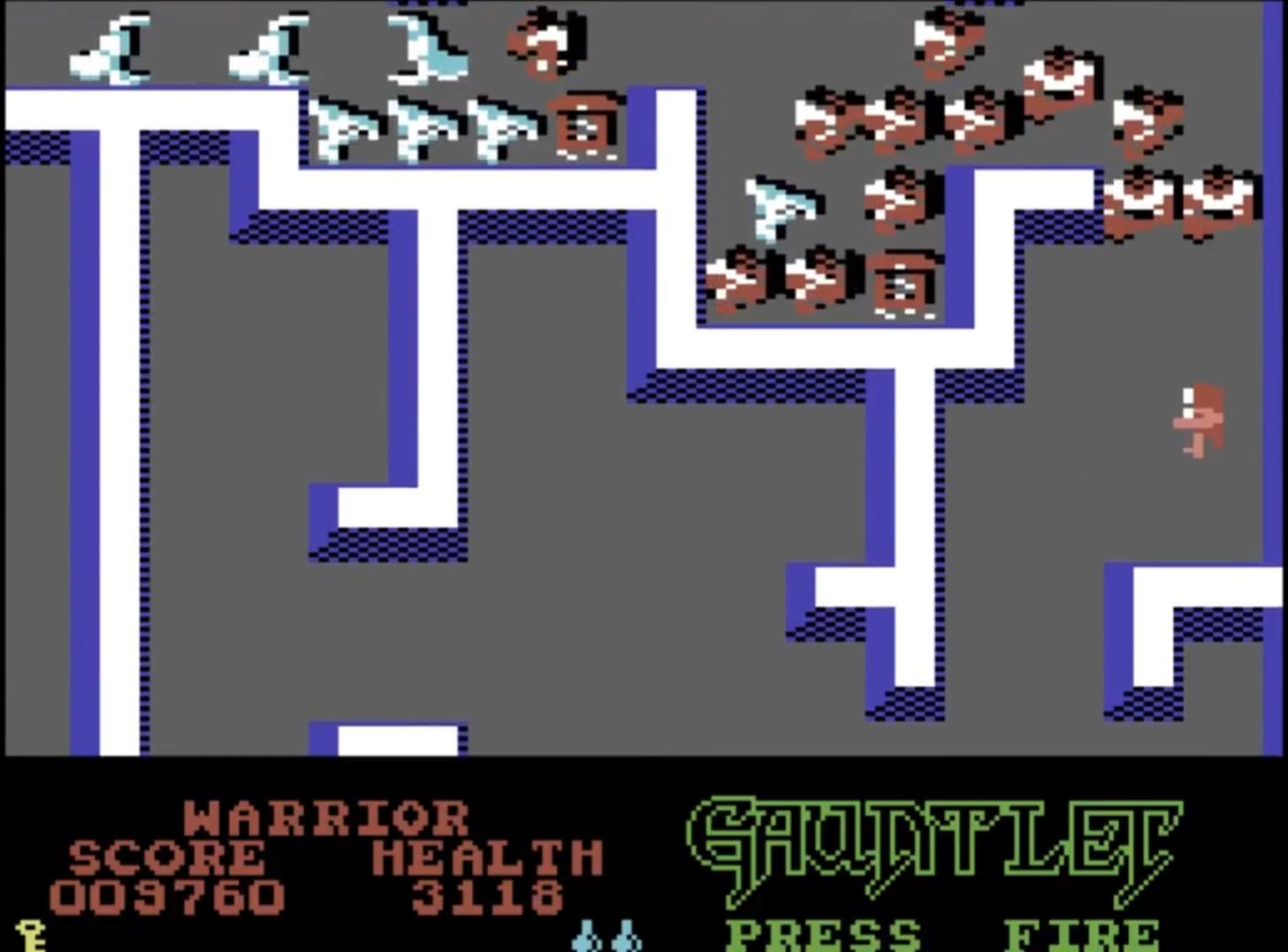Gauntlet_C64